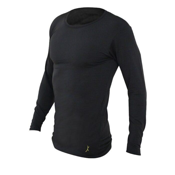 חולצה טרמית Level 2בצבע שחור