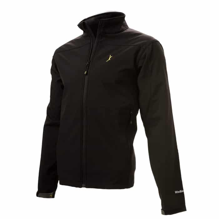 מעיל סופטשל שחור Avalanche
