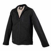 מעיל סופטשל Thermicבצבע שחור