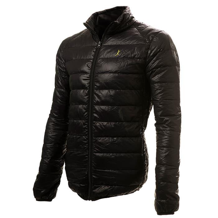 מעיל פוך בצבע שחור Featherlite