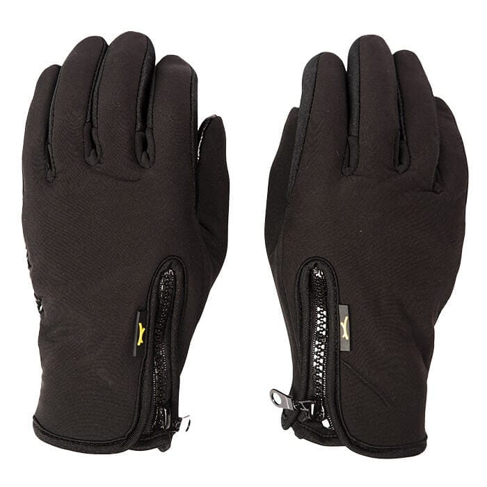 כפפות סופטשל Gloves Softshell בצבע שחור
