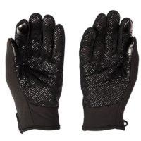 כפפות סופטשל Gloves Softshell בצבע שחור