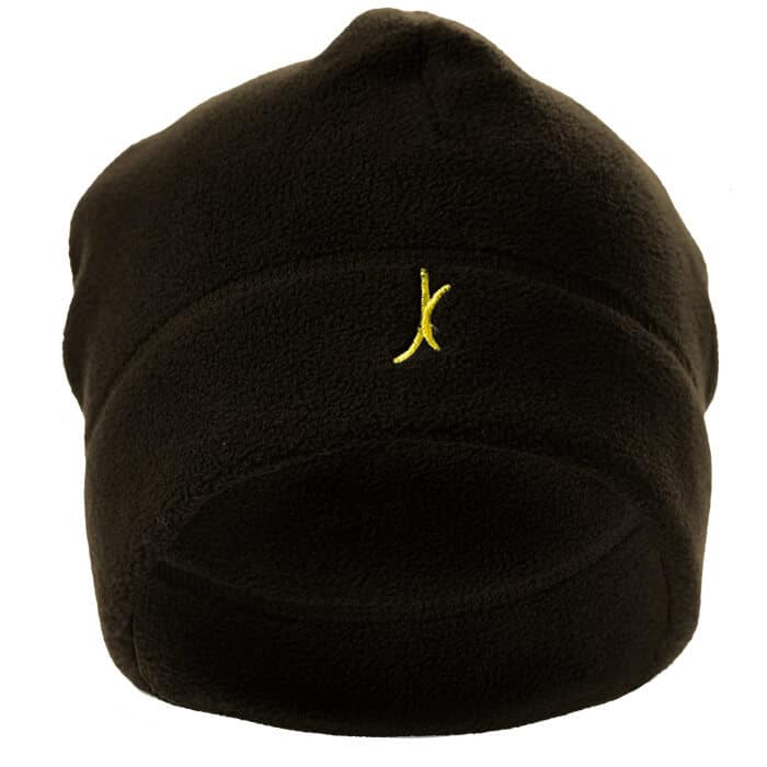 כובע פליז בצבע שחור
