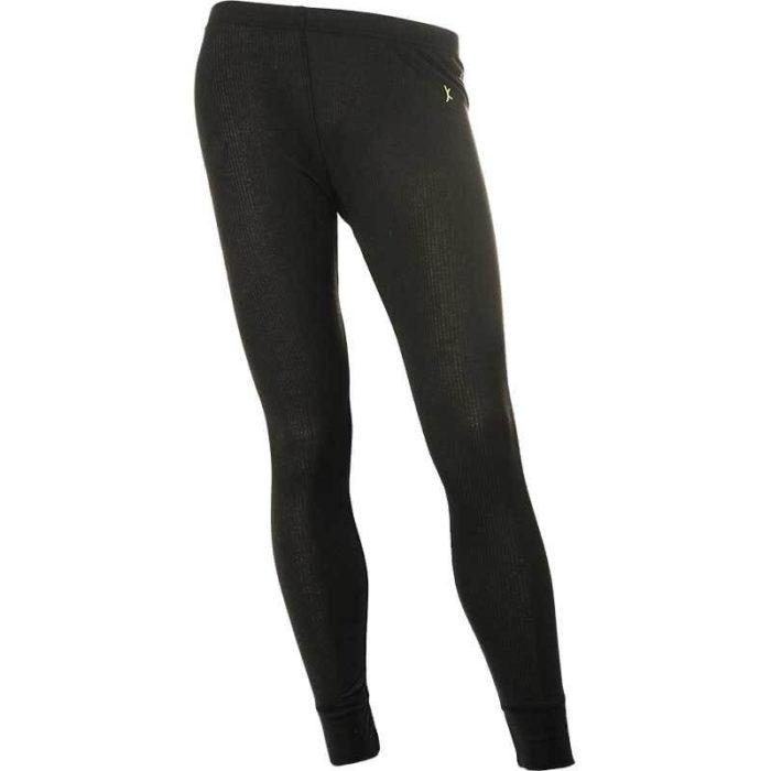 מכנס טרמי בצבע שחור