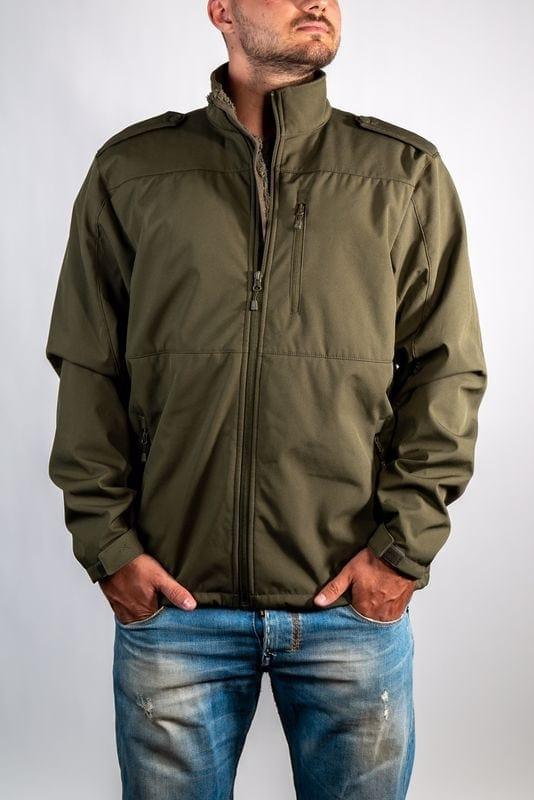 מעיל צבאי לגבר