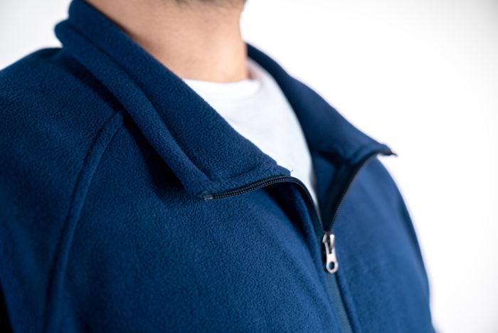 מעיל פליז ריינגר כחול
